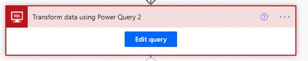 Power Query Power Automate 3